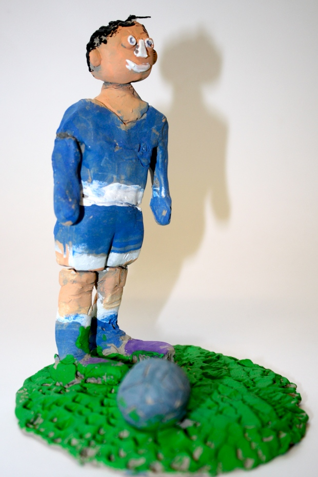 Art Hub Senior Clay Figure